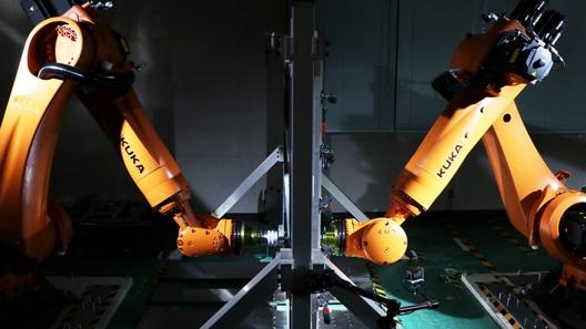 Роботы займутся изготовлением дефицитных запчастей  (видео)