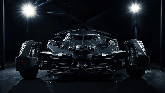 В России выставлен на продажу настоящий Бэтмобиль
