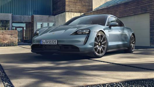 Электрический суперседан Porsche Taycan: теперь есть и