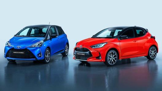 Глобальный дебют справил новый Toyota Yaris