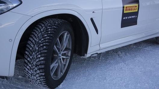 Pirelli привезла в Россию революционную зимнюю шину