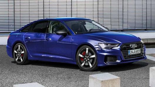 И ты, Брут… Audi A6 тоже превратился в гибрид