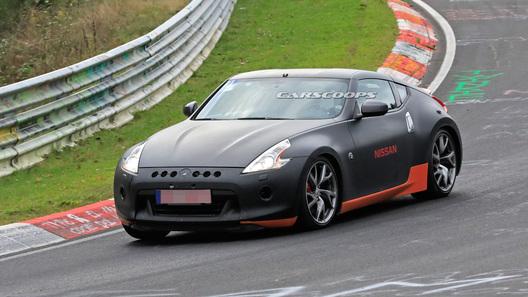 Nissan, похоже, все же работает над новым спорткаром