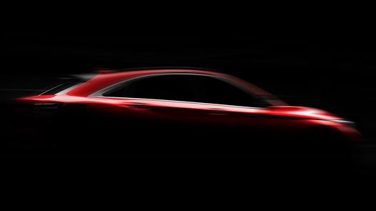 Новый купе-кроссовер Infiniti в стиле FX: первые изображения (эксклюзив)