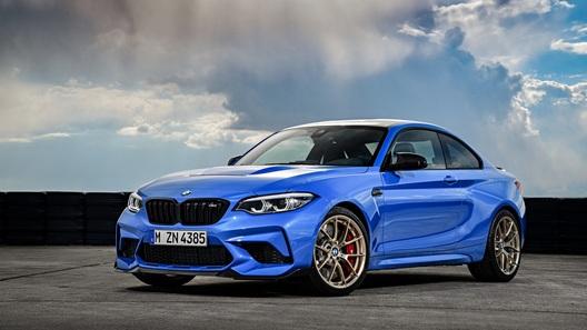 Лебединая песня M2: BMW рассекретила самую суровую версию маленького купе