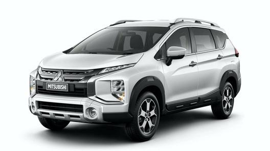 Азиатский минивэн Mitsubishi Xpander переодели в кроссовер
