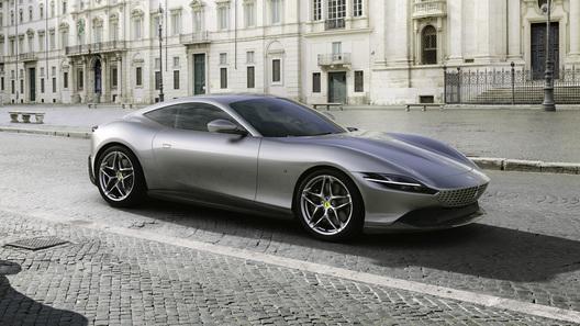 Ferrari представила купе с разгоном 0-100 за 3,4 сек и очень итальянским именем