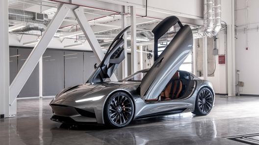 В пику Tesla Roadster: Karma SC2 претендует на звание быстрейшего электрокара