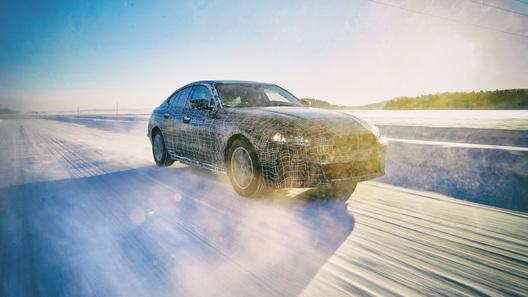 Гудбай, Tesla: новый BMW i4 получит крутую динамику и запас хода в 600 км