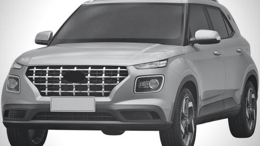 Hyundai Venue сделал первый шаг к российскому рынку