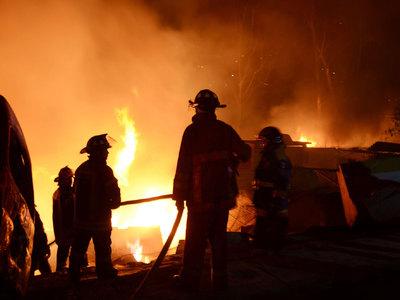 Жертвами пожара в жилом доме Хабаровска стали три человека