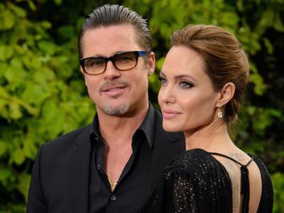 Суд отказался закрыть информацию о разводе Питта и Джоли