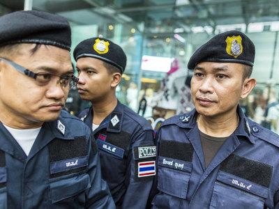 Жители Таиланда просят полицию защитить их от призрака