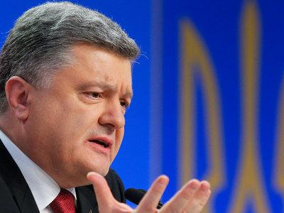 Порошенко о квоте украинского языка на ТВ: не хотите по-хорошему - будет закон