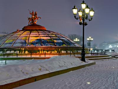 В Москве ожидается облачная погода с потеплением