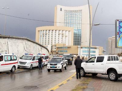 В столице Ливии взорван заминированный автомобиль