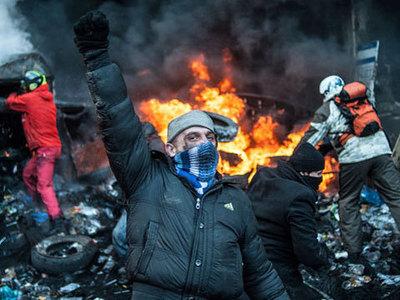 Шуляк: майдановцам выдали оружие в разгар беспорядков