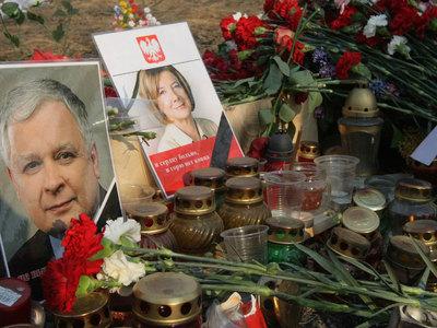 Кремль не согласен с обвинениями Польши в гибели самолета Качиньского