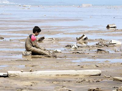 В КНДР объявлена мобилизация для борьбы с последствиями наводнения