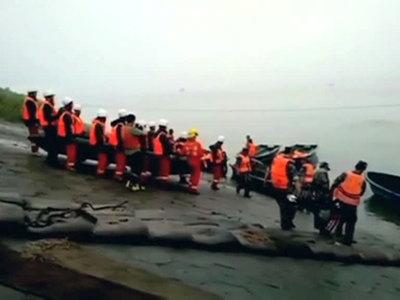 Столкновение судов на востоке Китая: погибли 3 человека