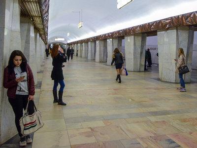 Центральный участок Калужско-Рижской линии закрыт на сутки