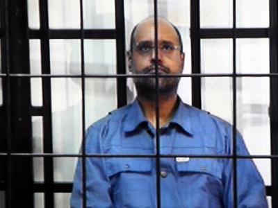 ООН требует от Ливии передать сына Каддафи МУС