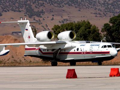Китайцы создали конкурента российскому гидросамолету Бе-200