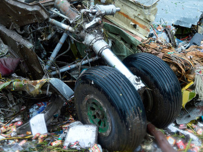 Авиакатастрофа в США: погибли 2 человека