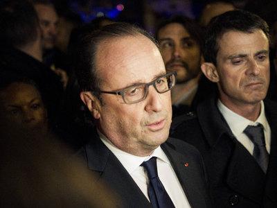 """Олланд поздравил Макрона с """"убедительной победой"""", Порошенко надеется на """"амбициозное сотрудничество"""""""