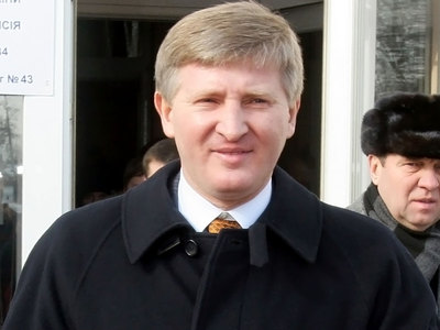 Два завода Рината Ахметова в Донбассе останавливают производство