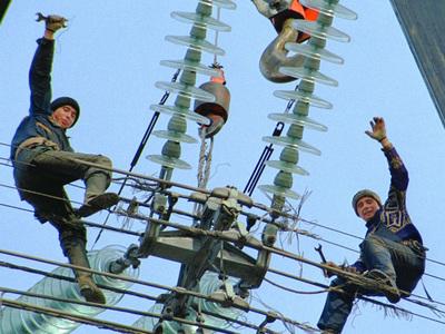 Авария оставила без света 1,1 миллиона жителей трех регионов
