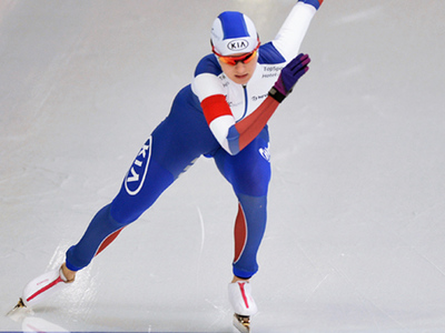 Конькобежка Воронина – победительница этапа Кубка мира на дистанции 3000 метров