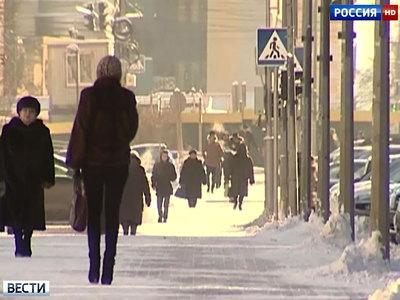 В Москве ожидается -27 градусов