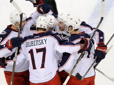 """НХЛ. """"Коламбус"""" без Бобровского одержал победу над """"Торонто"""""""
