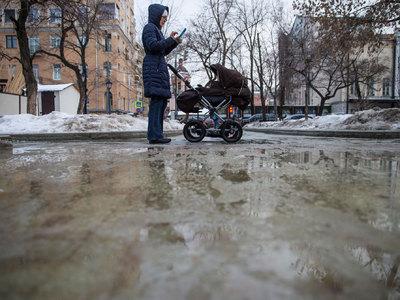 В выходные будет тепло и снежно: весны пока ждать не стоит
