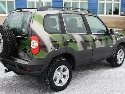 У Chevrolet Niva провели ревизию в комплектациях 34