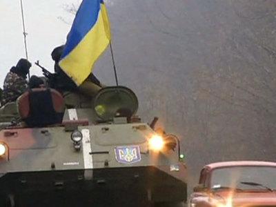"""Ополченцы сообщили о переброске """"Ураганов"""" силовиками"""
