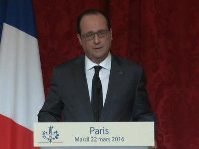 Олланд не собирается заключать TTIP в этом году