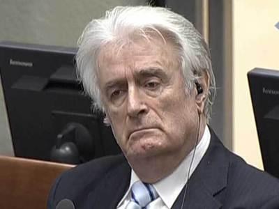 Радован Караджич: в тюрьме мы постоянно смеемся
