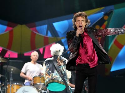 The Rolling Stones приступают к записи нового альбома