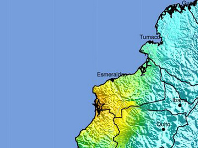 Землетрясение у берегов Эквадора: Кито частично обесточен