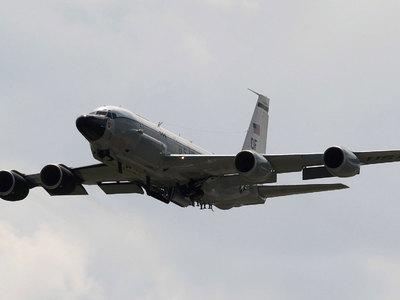 У российских границ замечены американские беспилотники и самолет-разведчик