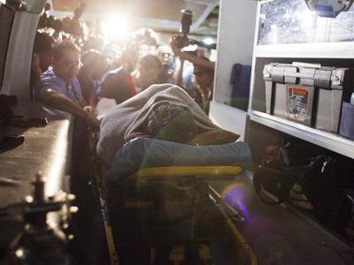 В Гватемале 4 человека погибли под грудами мусора