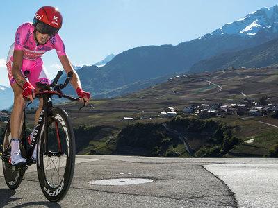 """Джиро д'Италия. Закарин из """"Катюши"""" финишировал третьим"""