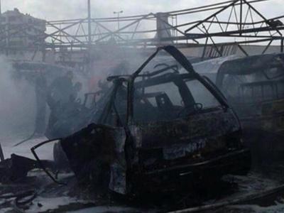 Не теракт: в Латакии взорвалась не машина, а граната