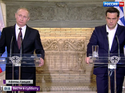 Путин не ждет от Ципраса расчистки авгиевых конюшен евробюрократии