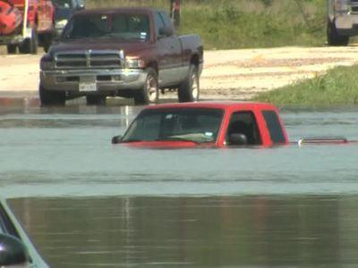 Луизиана оказалась во власти бушующей стихии