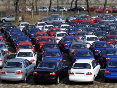 Продажи машин в ЕС в мае достигли докризисного 2008 года