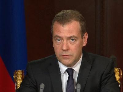 Медведев выделил 107,5 миллиарда на поддержку экономики