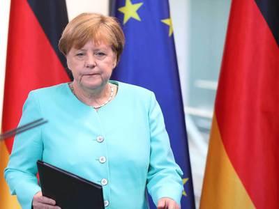 Меркель: терроризм – главная проблема Германии